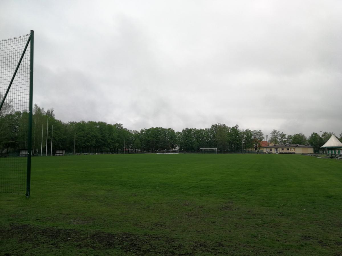 Stadion SAN Rozwadów