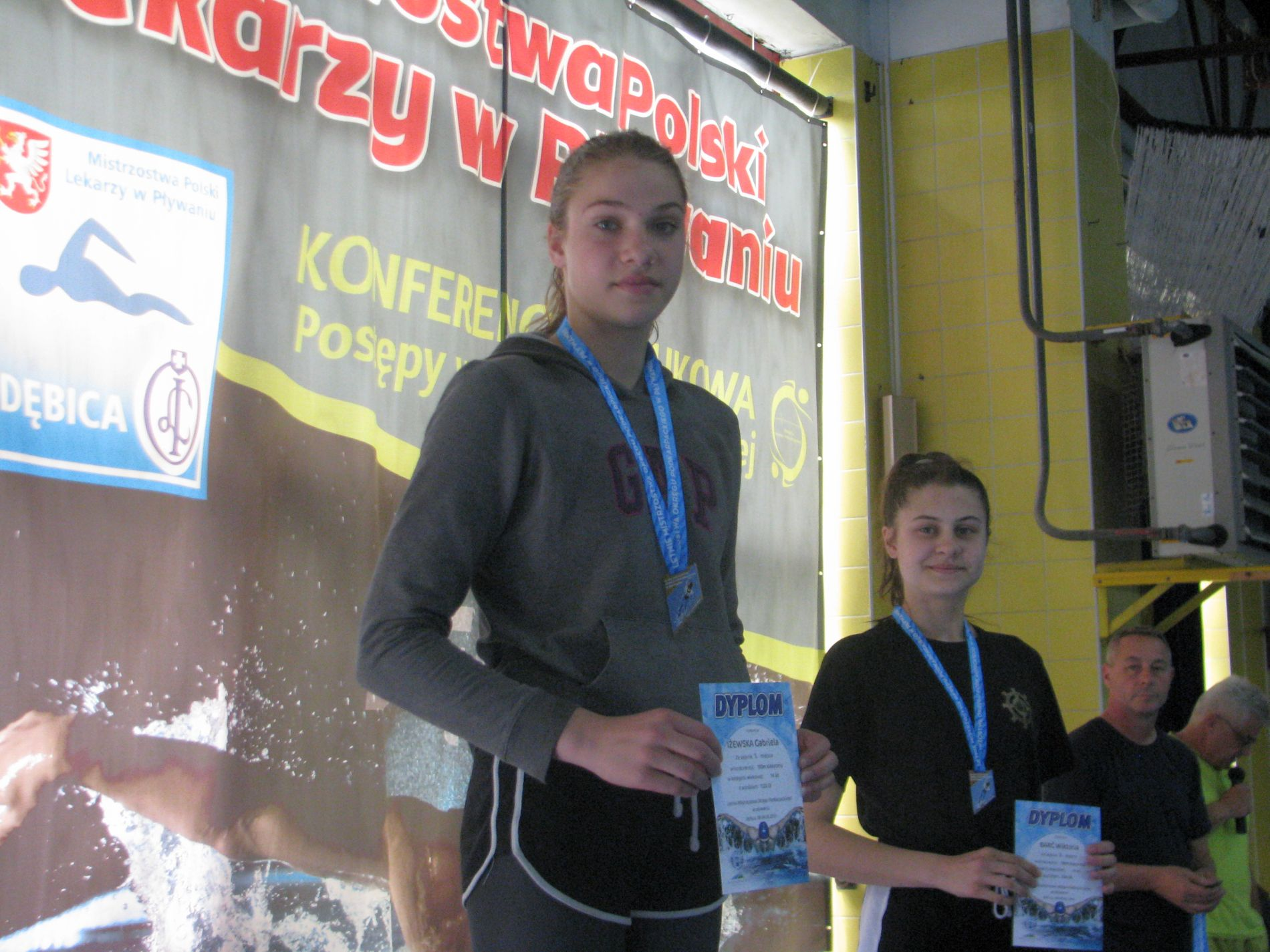 Letnie Mistrzostwa Okręgu Podkarpackiego w pływaniu