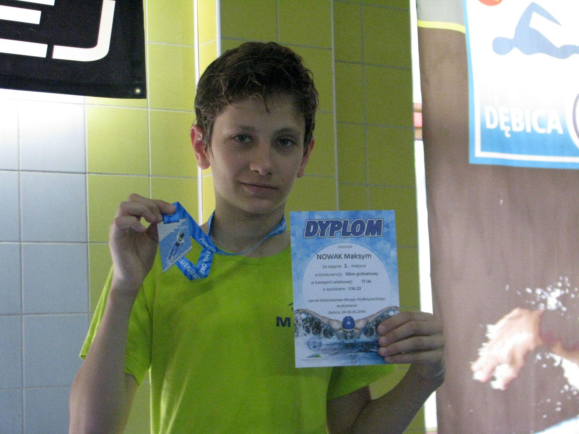 Letnie Mistrzostwa Polski Juniorów 14 i 15 letnich