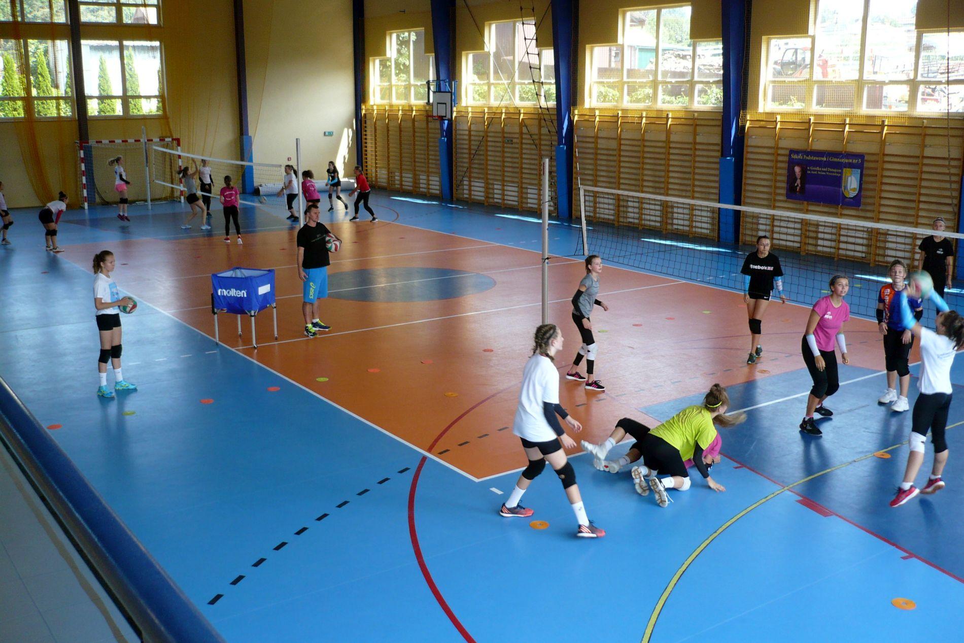 Vega MOSiR Stalowa Wola - obóz sportowy