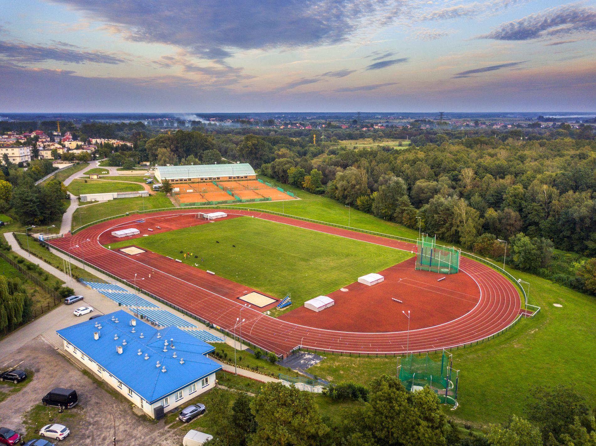 Stadion Lekkoateletyczny