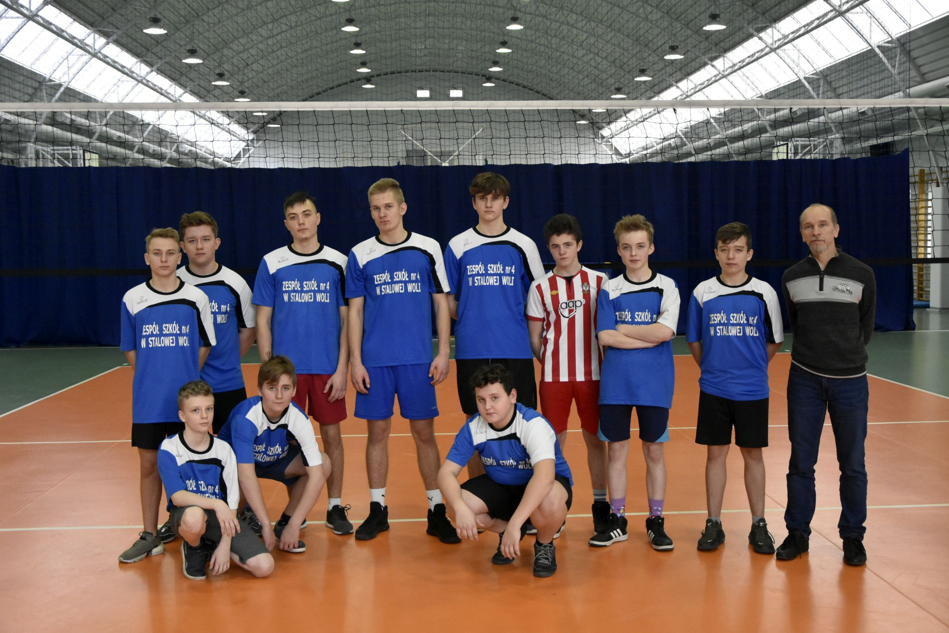 PSP nr 9 najlepsza wśród chłopców w Miejskich Igrzyskach Młodzieży Szkolnej w Siatkówce Chłopców